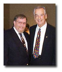 Vic Bilson and Zig Ziglar